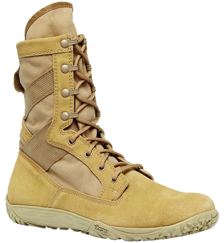 Tactical Research Debuts The First Minimalist Combat Boot