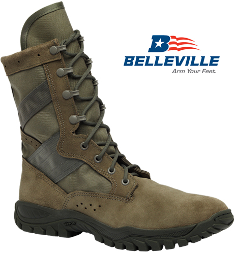 Belleville Boots Introduces Newest Models for 2013: One-Xero Series