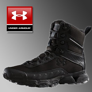 Under Armour Enters the Tactical Boot Market