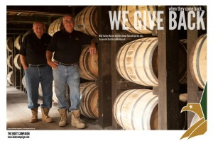Wild Turkey and The Boot Campaign