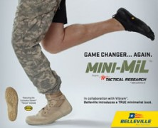 5 Benefits of Minimalist Military Combat Boots