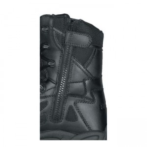 Reebok Rapid Response Black Military Boot