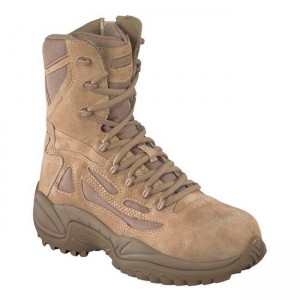 Reebok Rapid Response Desert Tan Military Boot