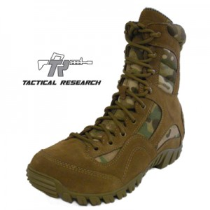 Tactical Research Khyber Moutain Camo Hybrid Boot