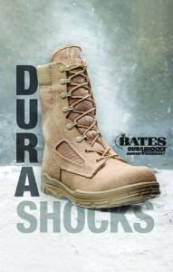 Bates DuraShock2 Boots