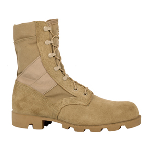 McRae 4189 Hot Weather Desert Tan Military Boots