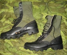 A Brief History of the Military Jungle Boot
