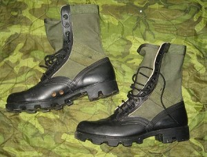 Vietnam Jungle Boots