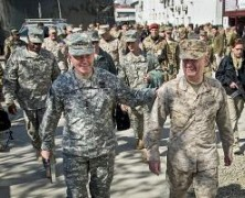 Marine Cops Camouflage Considered for New U.S. Army Uniforms