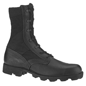 Altama 4155 Black Jungle Mil Spec Boot