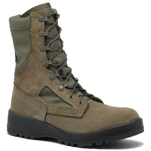 Belleville 650 ST USAF Steel Toe Combat Boot