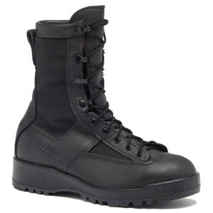 Belleville 700 Black Waterproof Black Combat & Flight Boot
