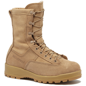Belleville 775 Cold Weather Tan Insulated Gore Tex Combat Boot