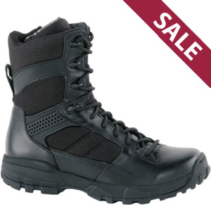 Altama 3468 LITESpeed 8 Inch Black Boot