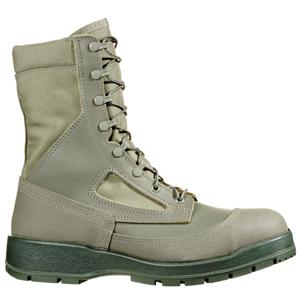Belleville 650 USAF Waterproof Combat Boots, Belleville Sage Green Air Force Approved Zipper Combat Boots