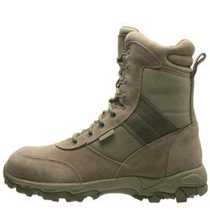 Warrior Wear Desert Ops Sage Green USAF Boots