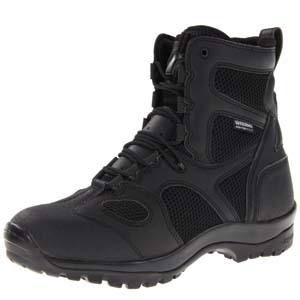 Blackhawk Warrior Wear Light Assault Black Boots