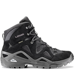 Lowa Zephyr GTX Mid Black Boot