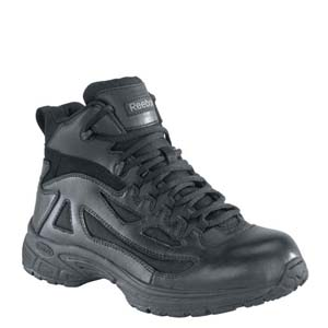 Reebok RB8400 Rapid Response Black 4in Boot