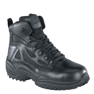 Reebok RB8678 Rapid Response SZ Black 6in Boot