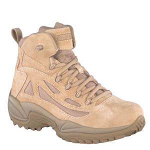 Reebok RB8695 Rapid Response SZ Tan 6in Boot