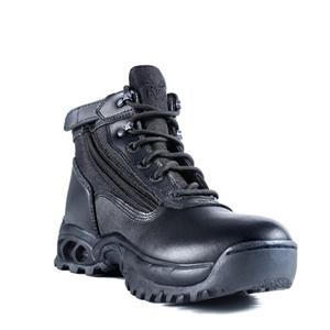Ridge 8003ALWP Mid Side Zip All Leather Waterproof Boots