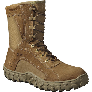 Rocky S2V Vented USMC Coyote Tan Military Boot 104