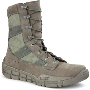 Rocky C4T USAF Trainer Sage Green Military Duty Boot 1073