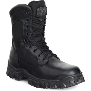 Rocky AlphaForce Zipper Waterproof Duty Boot 2173