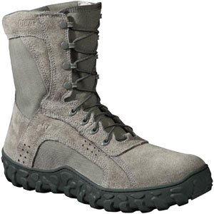 Rocky S2V USAF Steel Toe Military Boot 6108