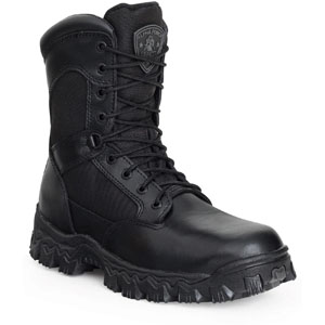 Rocky AlphaForce Zipper Comp Toe Duty Boot 6173