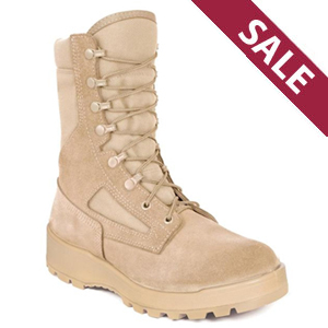 Rocky 6826 Desert Tan Steel Toe Combat Boot