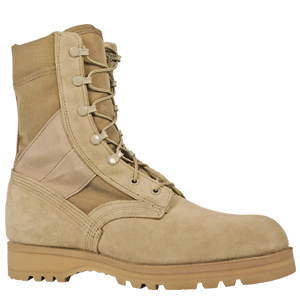 McRae 3187 Mil-Spec Hot Weather Desert Boot