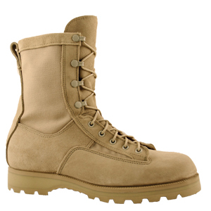 McRae 3286 Mil-Spec Temperate Weather Boot