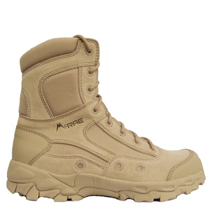 McRae 3714 Hot Weather Desert Tan Tactical Boot