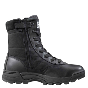 Original SWAT 1152 Classic 9 Inch Side Zip Black Boot