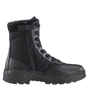 Original SWAT 1160 Classic Safety Toe Side Zip Boot