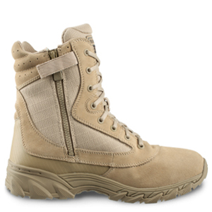 Original SWAT 1312 CHASE Side Zip Desert Tan Boot