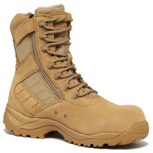 Tactical Research TR336Z CT GUARDIAN Side Zip Boot