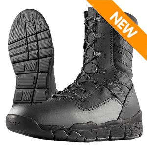 Wellco B120 Black E-Lite Combat Boot