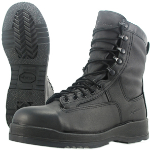 Wellco B251 Navy Flight Deck Steel Toe Boot