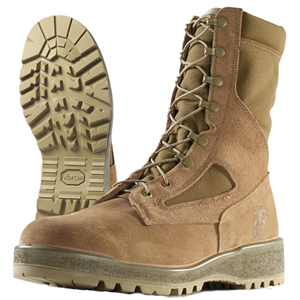 Wellco E114 USMC Temperate Weather Combat Boot