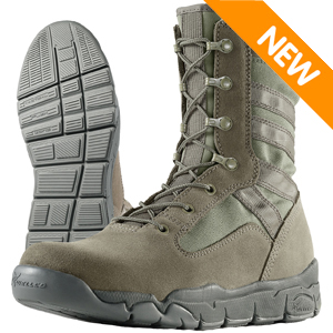 Wellco S120 Sage Green E-Lite Combat Boot