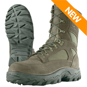 Wellco S155 Lightning Sage Green Hot Weather Combat Boots