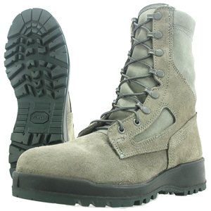Wellco S161 Hot Weather Steel Toe Combat Boot