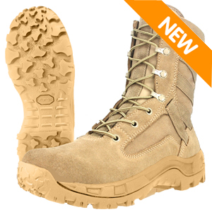 Wellco T110 Desert Tan Gen II Jungle Boot