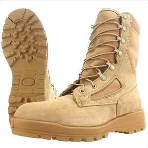 Wellco T114 Moderate Weather Combat Boot