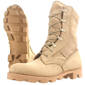 Wellco T130 Jungle Hot Weather Combat Boot