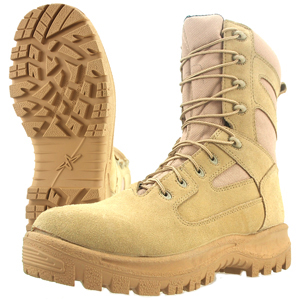 Wellco T150 Desert Tan Signature Boot