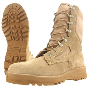 Wellco T160 Hot Weather Combat Boot
